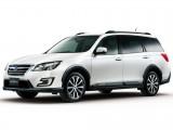 Представлен вседорожный Subaru Exiga Crossover 7 (цена, фото)