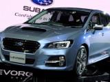Концепт универсала Subaru Levorg 2013 (фото, видео)