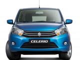Новый компактный хетчбэк Suzuki Celerio 2015