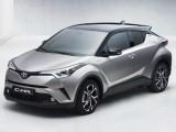 Рассекречен новый кроссовер Toyota C-HR 2016–2017 (фото, цена)