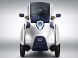 Концепт Toyota i-Road 2013 (фото)