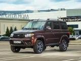 Обновленный УАЗ Патриот 2016 модельного года (фото, цена)