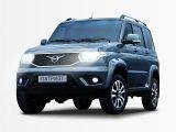 Новый УАЗ Патриот 2019—2020 с автоматом и новым двигателем (цена, фото, характеристики)