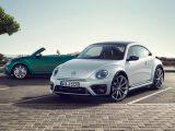 Рестайлинговый Volkswagen Beetle «Жук» 2016–2017 (цена, фото)
