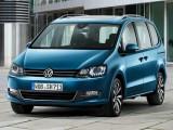 Рестайлинговый минивэн Volkswagen Sharan 2016 (фото, цена)
