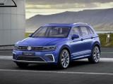 Прототип гибридного Volkswagen Tiguan GTE 2015 (фото, видео)