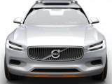 Концепт кроссовера Volvo XC Coupe 2014 (фото, видео)