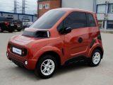 Электромобиль Zetta с мотор-колесами Дуюнова (фото, цена, запас хода, характеристики)
