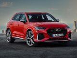 «Заряженные» Audi RS Q3 и RS Q3 Sportback 2020 с 400-сильными моторами (цена, фото, видео)
