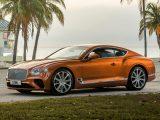 Обновленные купе и кабриолет Bentley Continental GT 2021 (фото, цена, характеристики)