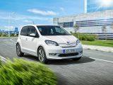 Электромобиль Skoda Citigo-e iV (цена, фото, запас хода, характеристики)