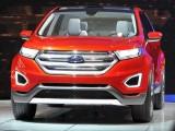 Концепт нового Ford Edge 2014 (фото, видео)