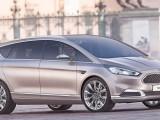 Прототип компактвэна Ford S-Max Vignale 2014 (фото)