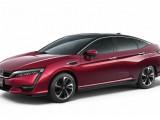 Концепт водородного хетчбэка Honda FCV 2015 (фото)