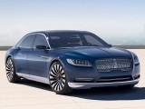 Концепт нового седана Lincoln Continental 2015 (фото, видео)