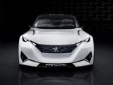 Концепт электромобиля Peugeot Fractal 2015 (фото, видео)