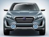 Концепт Subaru Viziv 2 с тремя электромоторами (фото, видео)