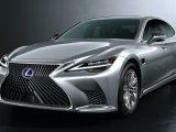 Представлен рестайлинговый Lexus LS 2021 (цена, фото, характеристики)