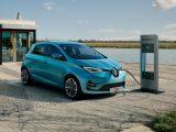 Обновленный электромобиль Renault Zoe 2020 (фото, видео, запас хода)