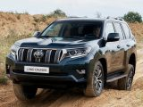 Новый Toyota Land Cruiser Prado 2018 в России (фото, цена, видео)