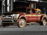 Новые пикапы Ford F-Series Super Duty 2014