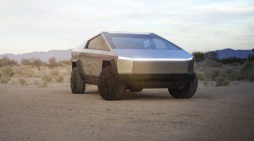 Пикап Tesla Cybertruck (цена, фото, салон, характеристики)