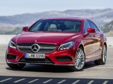 Новые седан и универсал Mercedes CLS-Class 2015