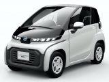 Представлен компактный электромобиль Toyota Ultra compact BEV (фото, цена, видео, запас хода)