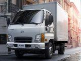 В России начались продажи нового грузовика Hyundai HD35 City (цена, фото)