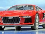Суперкар Audi Nanuk Quattro Concept 2013 (фото, видео)