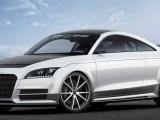 Концепт купе Audi TT ultra quattro 2013 (фото)