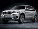 Концепт гибридного BMW X5 eDrive 2013 (фото)