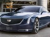 Представлен концепт купе Cadillac Elmiraj 2013