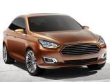 Концептуальный Ford Escort 2013 (фото, видео)