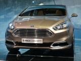 Концепт Ford S-MAX 2013 (фото, видео)