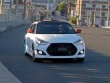 Концепт Hyundai Veloster C3 Roll Top 2012 (фото)