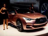 Хэтчбек Infiniti Q30 Concept 2013 (фото, видео)