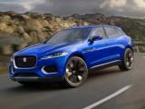 Кроссовер Jaguar C-X17 Concept 2013 (фото, видео)