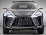 Кроссовер Lexus LF-NX Concept 2013 (фото)