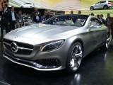 Концепт Mercedes S-Class Coupe 2013 (фото, видео)