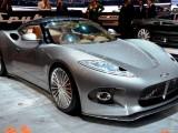 Spyker B6 Venator Concept 2013 (фото, видео)