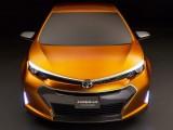 Концепт Toyota Corolla Furia 2013 (фото, видео)