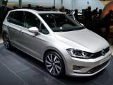 Новый минивэн Volkswagen Golf Sportsvan Concept 2013