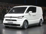 Volkswagen e-Co-Motion Concept 2013 (фото, видео)