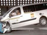 Краш-тесты фургонов от Euro NCAP 2012 года (видео)