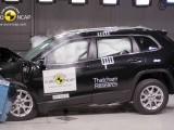 Краш-тесты Jeep Cherokee, Suzuki SX4, Mercedes-Benz CLA и Peugeot 2008