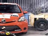 Краш-тесты Peugeot 107, Citroen C1 и Toyota Aygo от Euro NCAP (видео)