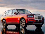 Презентован новый внедорожник Rolls-Royce Cullinan 2018–2019 (цена, фото)