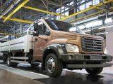 Новые грузовики «ГАЗон NEXT 10» и «Садко NEXT» 2018 (фото, видео, характеристики)