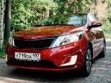 Kia Rio 2012 седан: цена, фото, характеристики